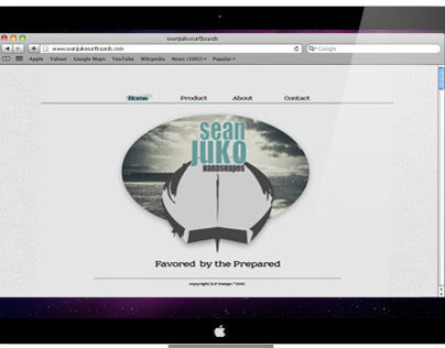 Sean Juko Handshapes Website