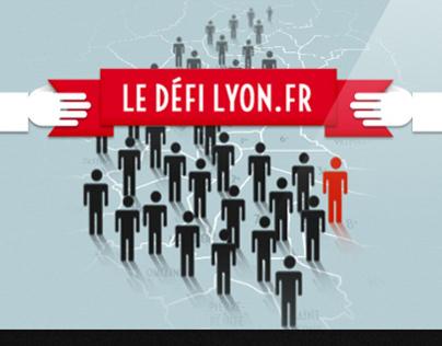 Le défi Lyon.fr 2011
