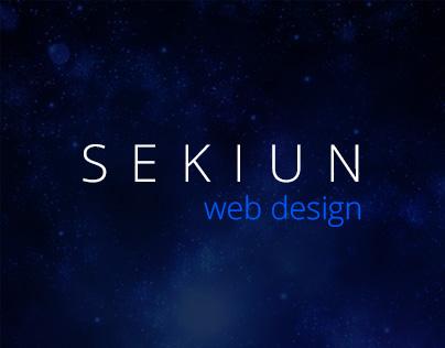 Sekiun Web Design