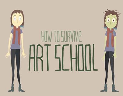 How To Survive Art School?