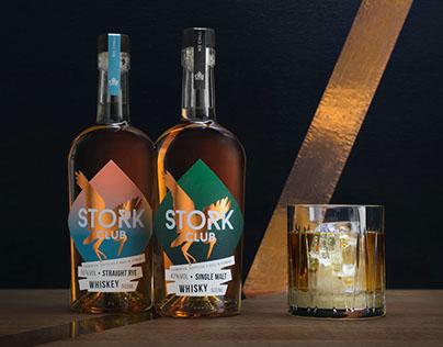 SWD Packaging (Stork Club, Butterbird Rum & Locals)