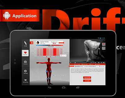 Drift Android App