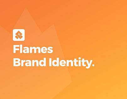 Flames - Brand Identity