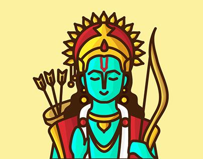Desi God Icons