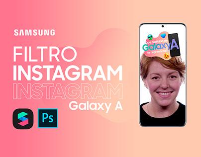 Filtro IG - Cualidades Galaxy A