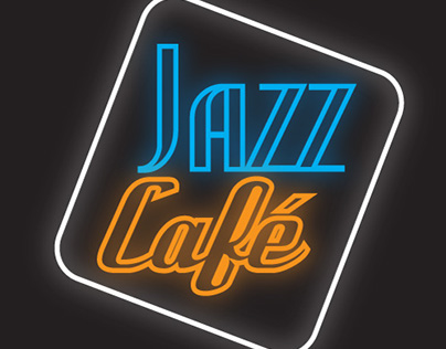 Identité visuelle Jazz Café/visual identity
