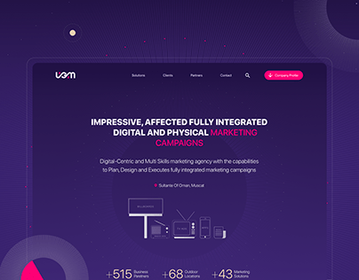 UGM — Corporate Site