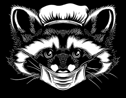 Nurse Raccoon