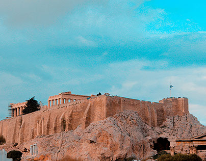 Athens, Greece   2017/2018   Trip