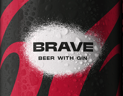 Brave - Beer with gin