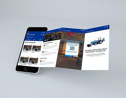 New Holland Virtual Tradeshow Mobile App