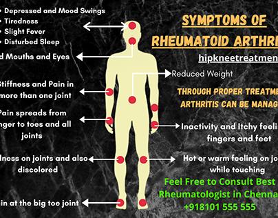 Rheumatoid Arthritis treatment in Chennai