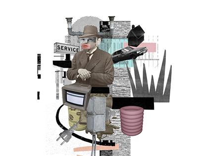 Random collages 02