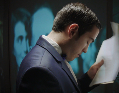 Music Video . JUNIOR BY Tristán