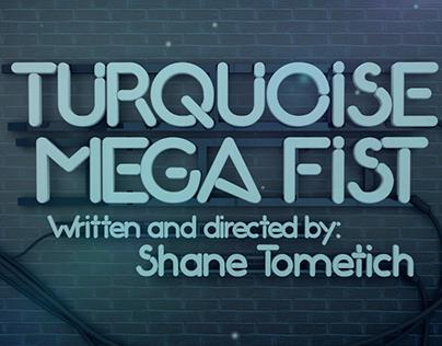 Turquoise Mega Fist