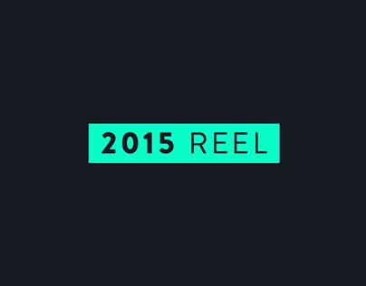 2015 MOTION DESIGN REEL