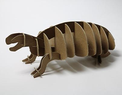 Turtle Fin Loft Model