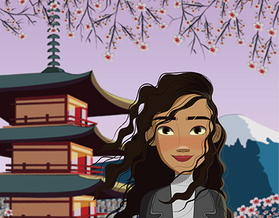 When I Went to Japan in the Future