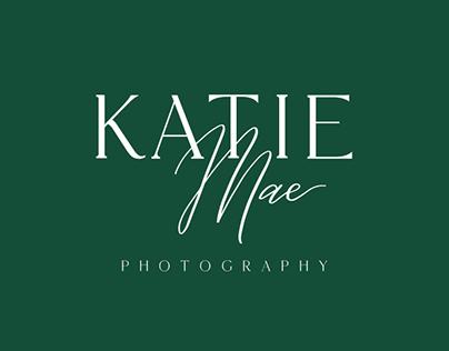 Katie Mae Photography | Logo + Branding Identity