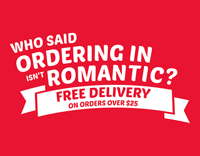 Skip the Dishes - Targeting Demographic Advertisement