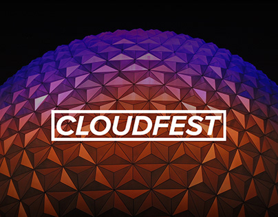 Cloudfest - Brand Event Activation 2018