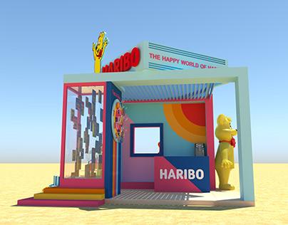 Haribo Summer Campaign 2019