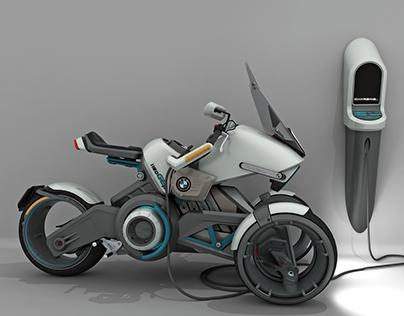 BMW 1150GEth Electric Motorcycle