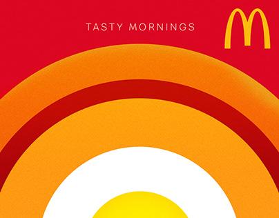 Tasty Mornings - McDonald's