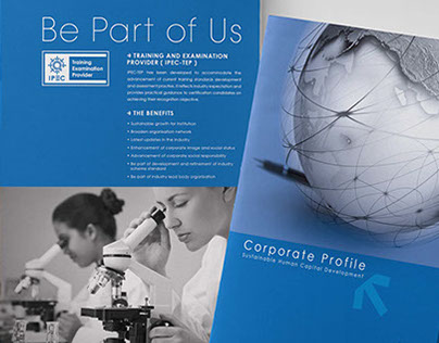 IPEC BUREAU | CIS + Marketing Collateral