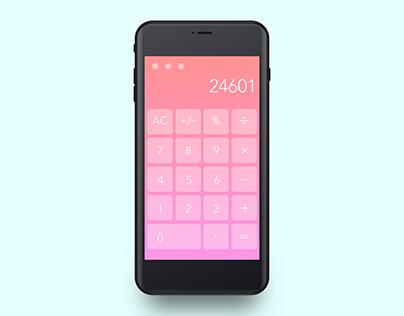 004. Calculator