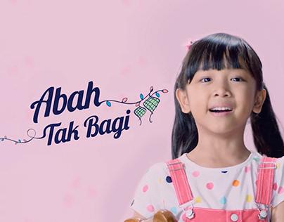 Hong Leong Raya 2018: 'Abah Tak Bagi'