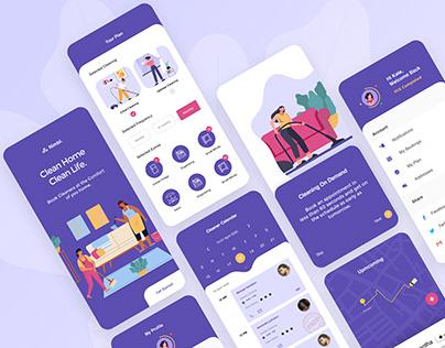 Nimbl App Design