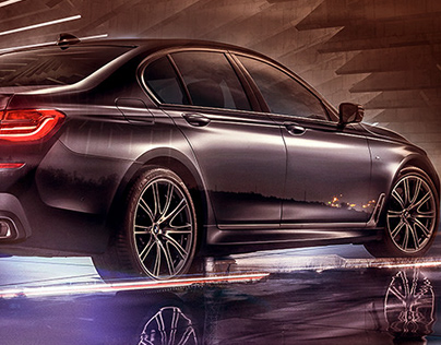 THE ALL-NEW BMW 7 SERIES. DRIVING LUXURY