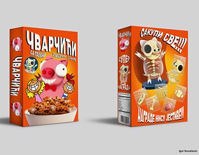 """""""Cracklings"""",""""Čvarčići"""""""