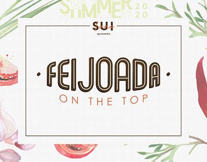 Rebranding - Feijoada on the Top / Sui Rooftop