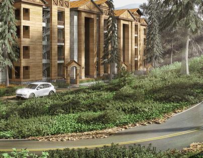 Nathiagali Apartments