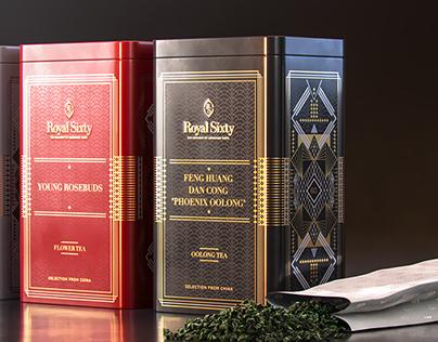"""""""RoyalSixty"""" tea"""