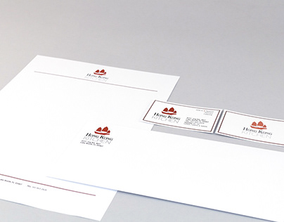 Hong Kong Kitchen Stationery Set (redesigned)