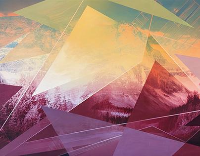 Mountain Ridge Art