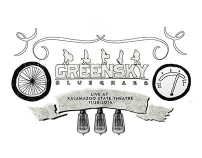 Greensky Bluegrass Website & Live Promotions