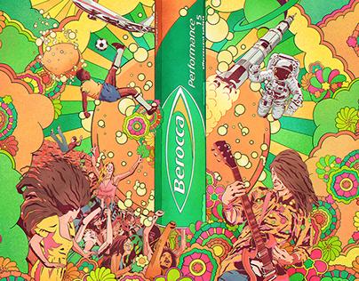Berocca 50th Anniversary