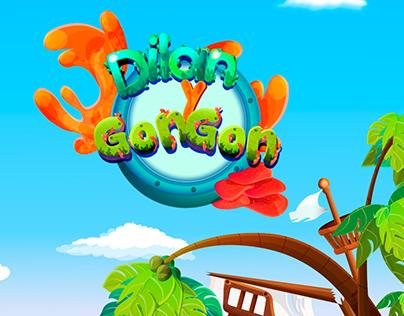 Dilan y Gongon Propuesta programa TV
