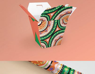 Food & Beverage Concept Design Stationery & Packaging