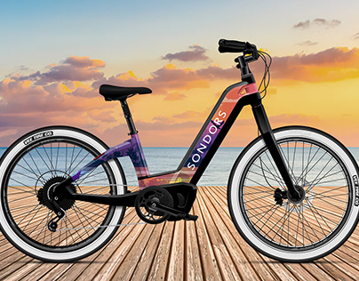 Sondors Cruiser E-Bike Designs