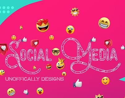 Social Media Design #1 / 2019