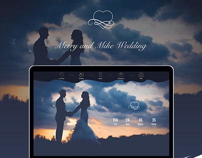 Merry & Mike's Wedding
