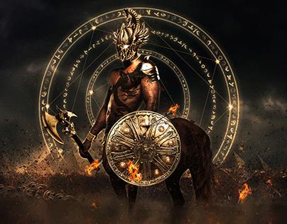 Jelani the Warrior