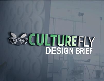 Design brief for CultureFly.com