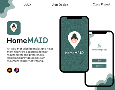 HomeMAID - UX study/research