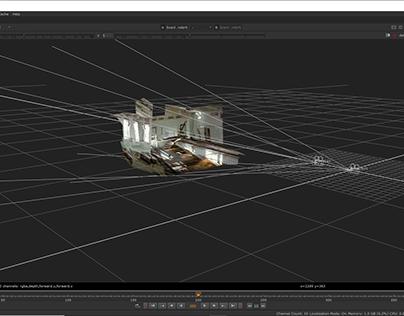 3D projectios